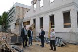 Galeria W trakcie remontu i rozbudowy
